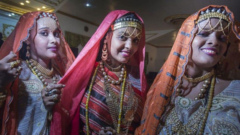 نساء قبيلة آفار