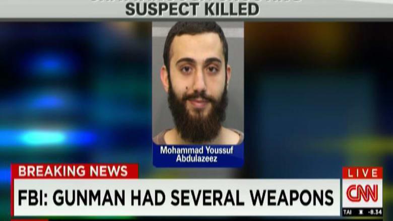 بالصور.. محمد يوسف عبدالعزيز منفذ هجوم تينيسي وقاتل 4 عناصر بالبحرية الأمريكية