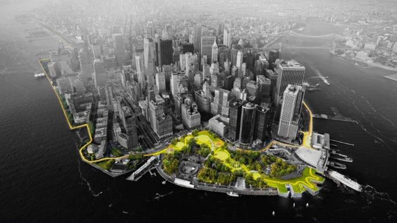 """منازل مصممة لمواجهة """"تسونامي"""" وجزر اصطناعية فوق الماء..هذه أبرز التصاميم لتحدي الكوارث الطبيعية"""