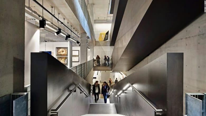 بالصور.. هذه التصاميم الهندسية المرشحة لتكون الأفضل لعام 2015