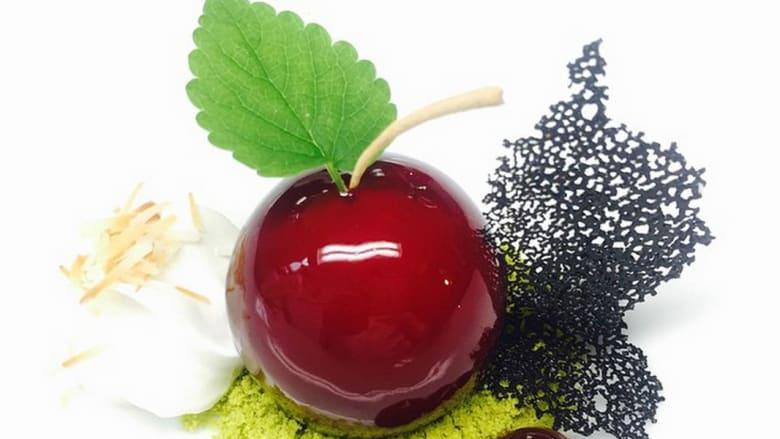شون هيرغات، فاكهة كبد الإوز