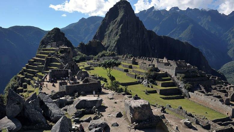 ماتشو بيتشو، بيرو