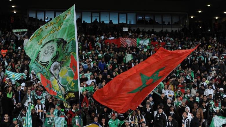 الرجاء المغربي ينقذ موسمه الكروي بإحرازه كأس شمال إفريقيا للأندية البطلة