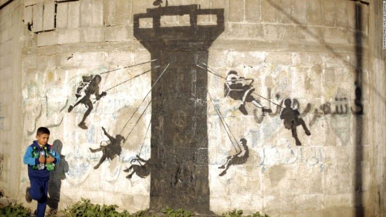 قلعة مهجورة وأشباح وروسومات جدارية غاضبة... أهلاً بكم في متنزه ديسمالاند!