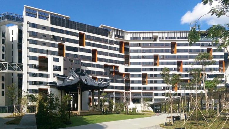 لعشاق الفن والهندسة... مباني جديدة في سنغافورة بتصاميم تجمع الماضي بالحاضر