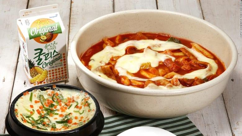 احذروا.. فهذه الأطباق الكورية لن ترحمكم بحرارتها