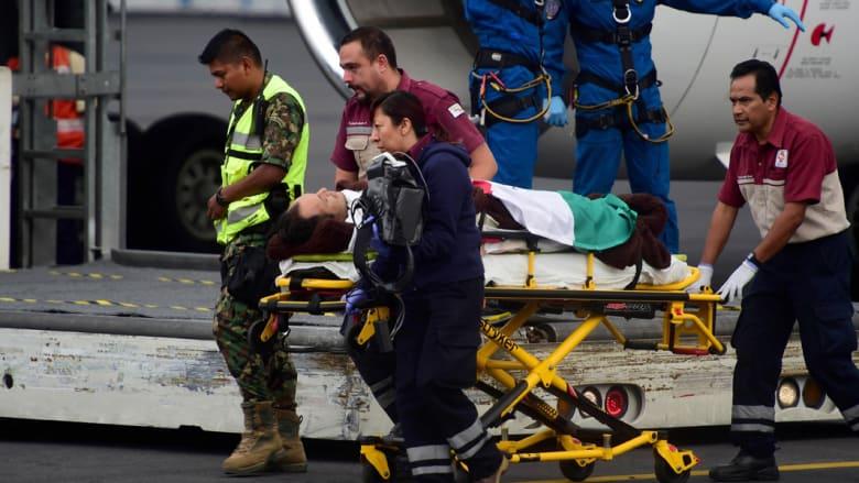"""وصول جرحى """"حادث الواحات"""" للمكسيك والقاهرة تدعو لـ""""انتظار"""" نتائج التحقيق"""