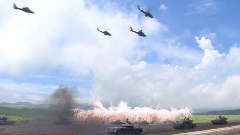 بأكبر خطوة منذ 70 عاما.. البرلمان الياباني يوافق على قرار يسمح للجيش بالانخراط بمهام هجومية محدودة خارج البلاد