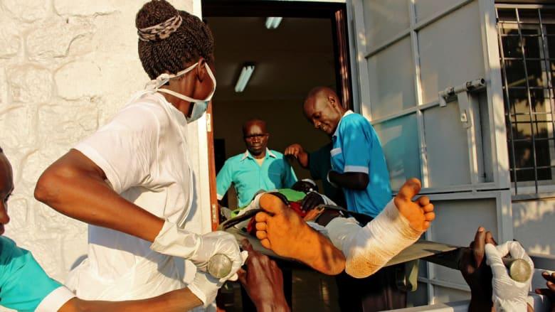 ارتفاع حصيلة القتلى بانفجار صهريج وقود بجنوب السودان إلى 181