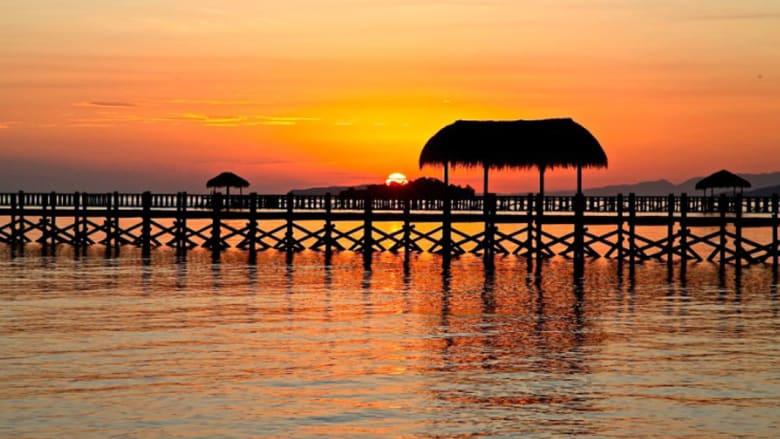 جزيرة كومودو الإندونيسية... أكثر من مجرد جزيرة للتنانين