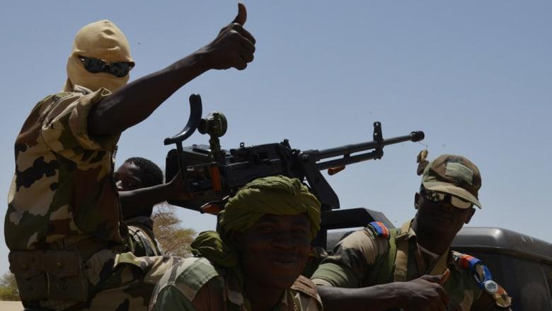 نيجيريا: الجيش ينقذ 241 امرأة وطفلاً من قبضة بوكو حرام