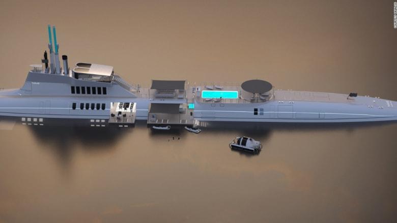 إنس حلم الحصول على قارب.. الآن يمكنك الحصول على جزيرتك المتحركة الخاصة!