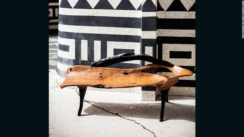 تصاميم فنية أفريقية تضاهي بأناقتها دور التصميم الأوروبية والأمريكية