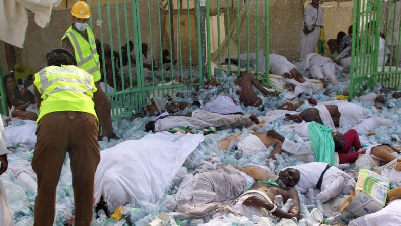 """تقارير إيرانية منسوبة لمسؤول سعودي ترفع ضحايا """"تدافع الحجاج"""" لـ4173 """"قتيلاً"""" والرياض تنفي صحتها"""