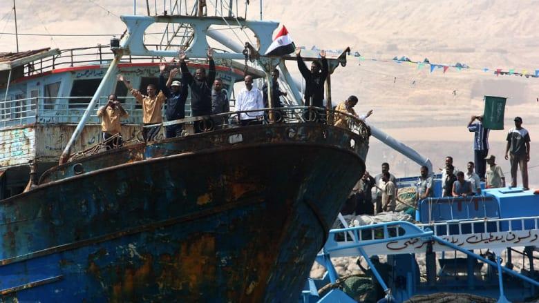 القاهرة تؤكد احتجاز 11 مصرياً بتونس وتحذر الصيادين من دخول مياه دول أخرى