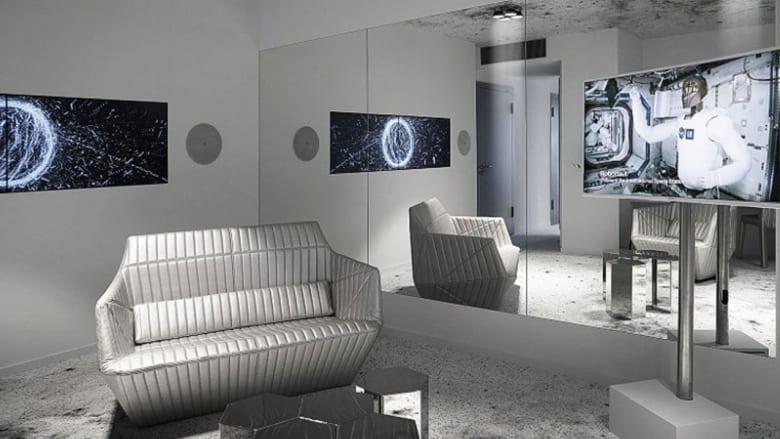 عش تجربة المحطة الفضائية بـ 2000 دولار في الليلة!