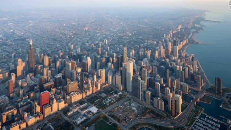 ما هو الحدث الذي سيحول شيكاغو إلى معرض فني كبير؟