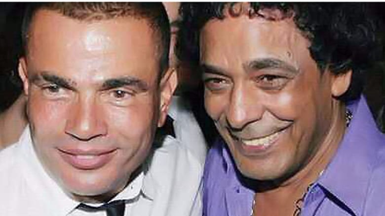 عمرو دياب لمحمد منير بعد إجراء جراحة بالقلب: كل سنة وأنت سالم وقوي يا كينج