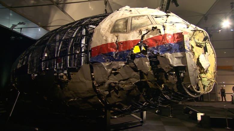 بالفيديو.. كيف سقطت الطائرة الماليزية MH17 فوق أوكرانيا؟