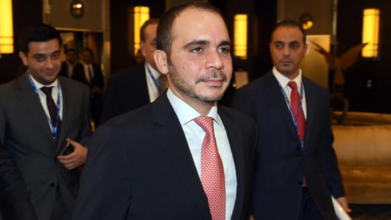 رئيس الاتحاد العربي لكرة القدم يدعو إلى دعم علي بن الحسين في انتخابات رئاسة الفيفا