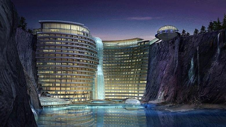 غواصات تحت الماء وغرف عائمة.. 9 فنادق خيالية ستفتتح قريباً