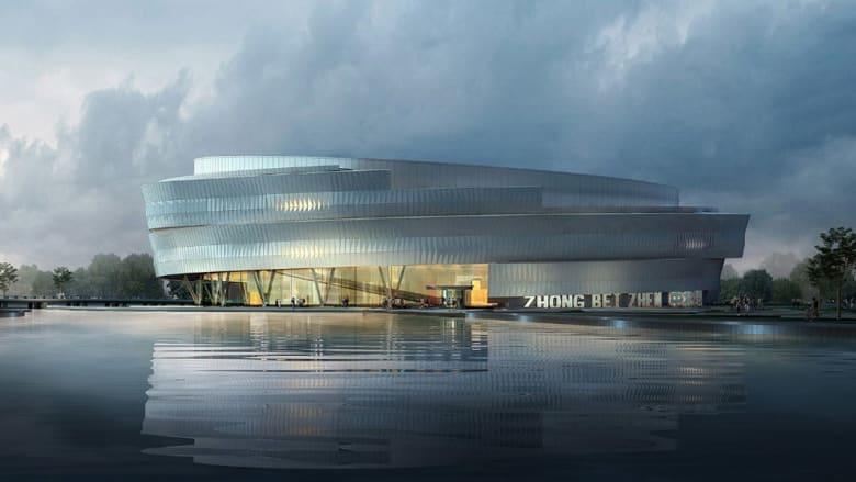 مدينة في قلب الغيوم..هل هكذا ستكون تصاميم المباني في المستقبل؟