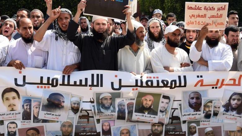 """المغرب يُفرج عن معتقلين إسلاميين.. بينهم متهمان بتزعم """"أنصار المهدي"""" و""""حركة المجاهدين"""""""