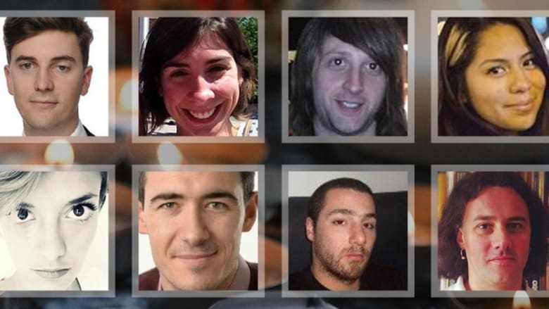 ضحايا هجمات باريس.. القصة وراء الوجوه