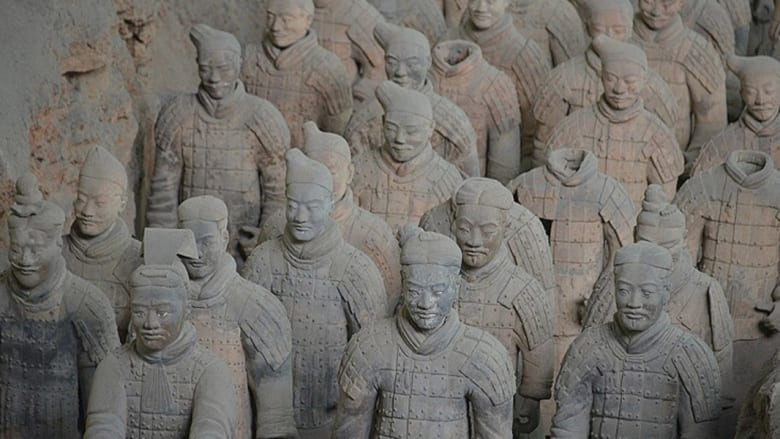 جيوش تخرج من تحت الأرض..لتحمي امبراطور الصين في مماته
