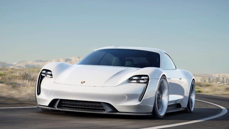 قريباً.. سيارات كهربائية عالية الأداء من بورشة