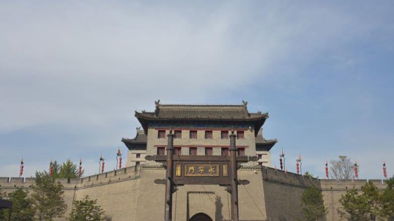 كيف حولت الصين أحد مواقعها العسكرية إلى منتزه فريد من نوعه؟