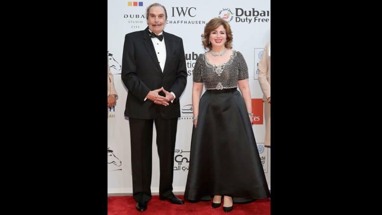 بالصور.. نجوم الشرق والغرب يتألقون على السجادة الحمراء في مهرجان دبي السنمائي