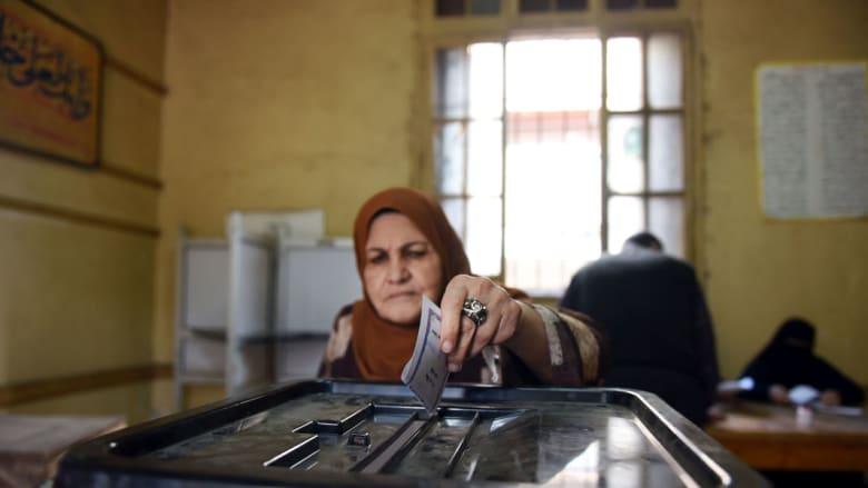 """""""ملحق"""" انتخابات مصر.. لم ينجح أحد وإعادة بين 26 مرشحاً على آخر 13 مقعداً بمجلس النواب"""