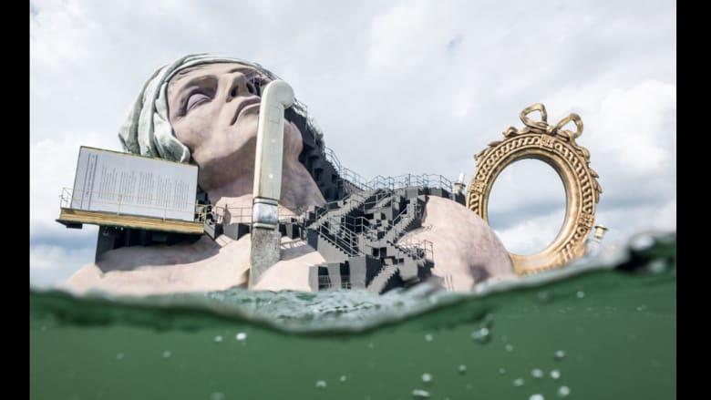 صور من تحت الماء..نهر الراين كما لم تشاهده من قبل