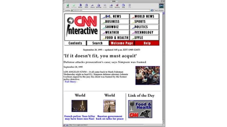 من هنا انطلقت مواقع الانترنت الإلكترونية... تعرف على روادها...