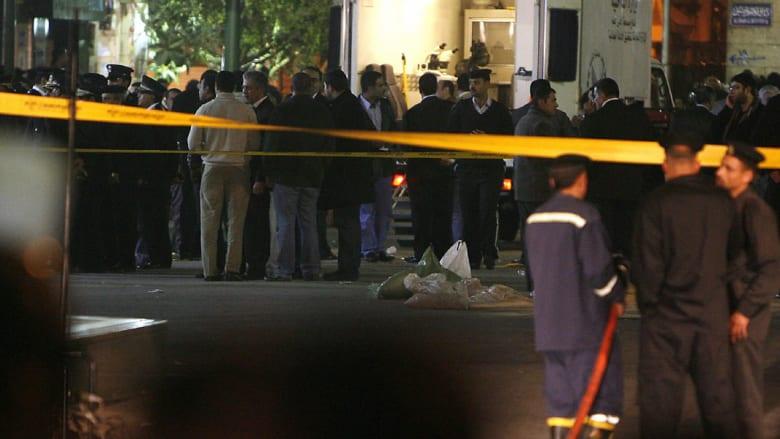 """مصر.. 3 قتلى بينهم امرأتان ومستشار بقضايا الدولة وإصابة 12 في انفجار """"غامض"""" بالجيزة"""