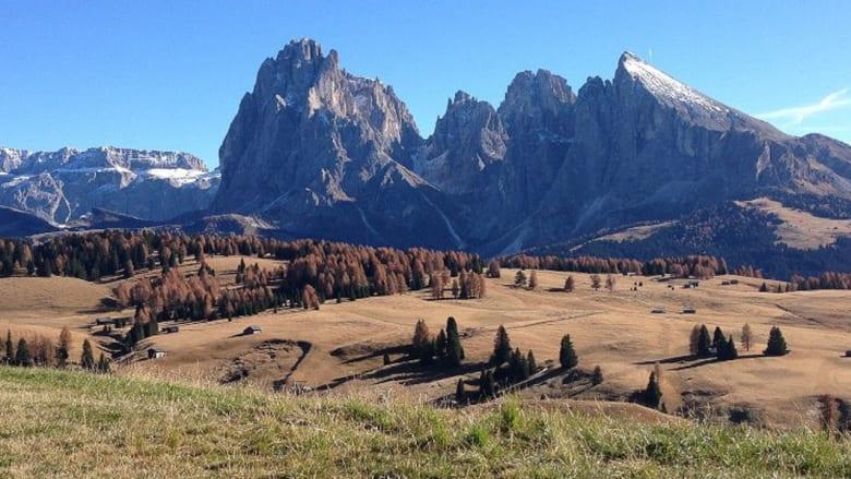"""منتجع """"أدلر"""" في جبال الألب الإيطالية يعيد تعريف الرفاهية والاسترخاء.."""