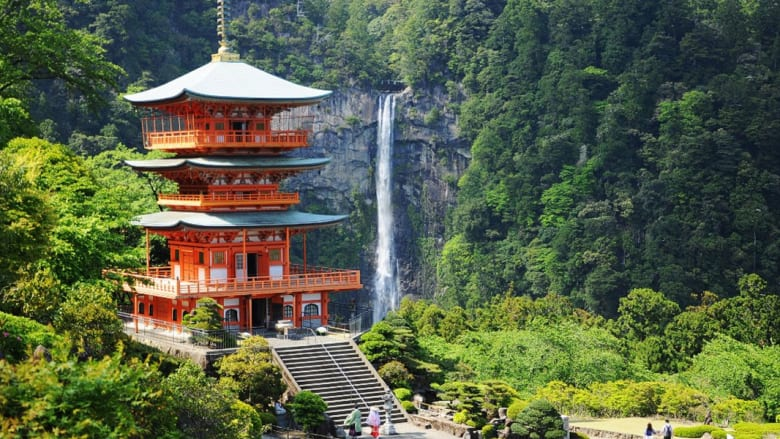 جولة في مناطق اليابان الساحرة (الجزء الأول)