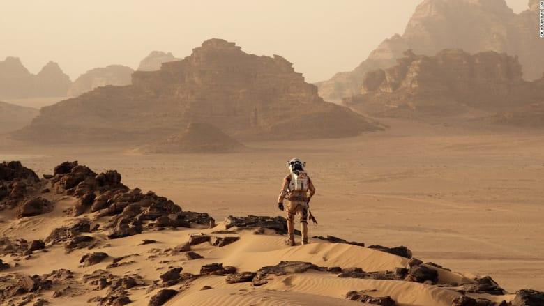 """فيلم """"المريخي"""" (The Martian)"""