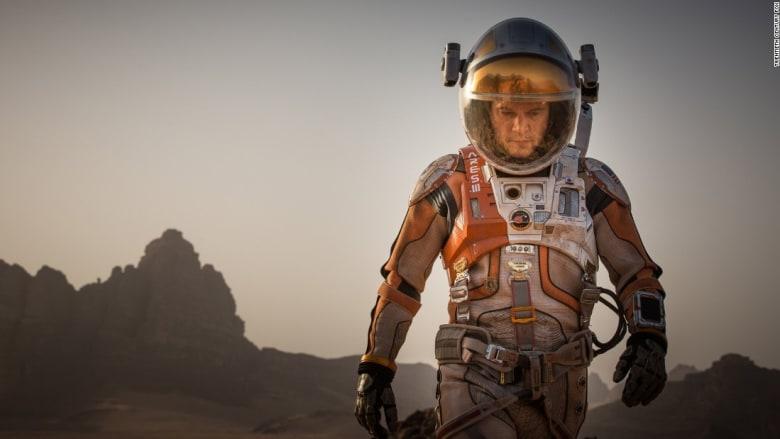 """مات ديمون، عن فيلم """"المريخي"""""""
