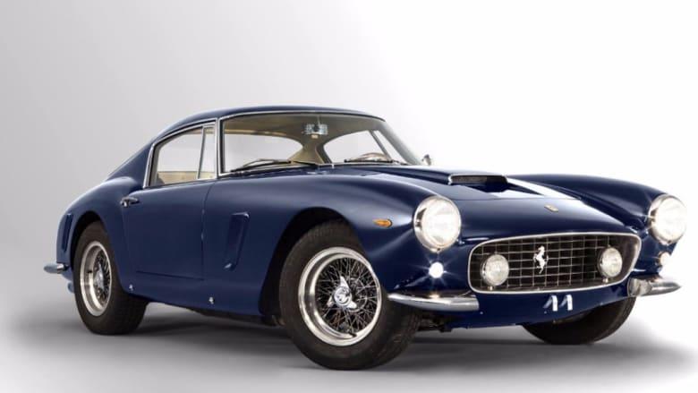هل هذه أغلى سيارة بيعت في مزاد علني؟ الق نظرة على أجمل السيارات التاريخية بأسعار خيالية