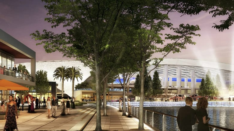 هل تعرف أين سيُبنى مدرج كرة القدم الأغلى في العالم؟