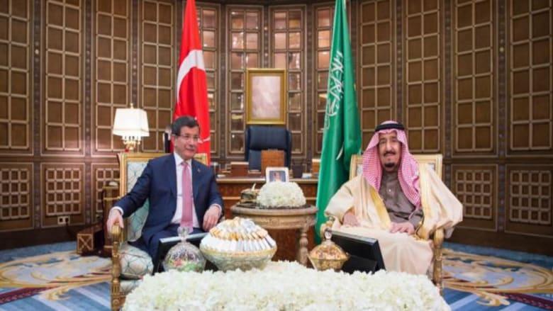 أوغلو: علاقتنا مع السعودية هي الأهم في الخليج وسنقف سدا منيعا أمام الصراعات في المنطقة