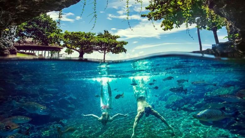 عش تجربة الرحلة المثالية على شواطئ ساموا الكريستالية!