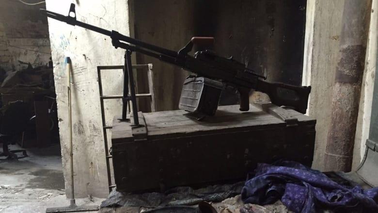 صور حصرية لـCNN من حلب وسط المعارك بين قوات الجيش السوري والمعارضة