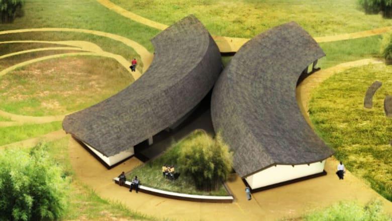 كيف سينقذ هذا المبنى حياة البشر في أفريقيا؟