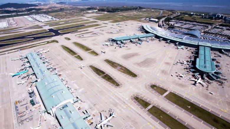 في أي مطارات العالم يوجد أسعد مسافرون؟