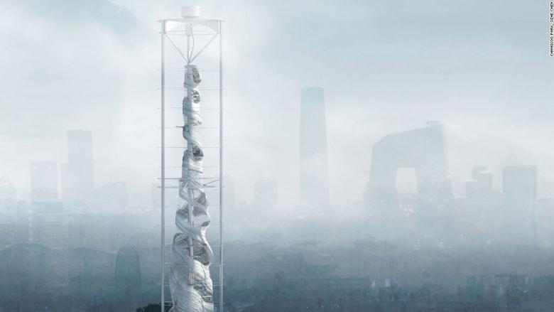 مسشفى يتحرك لإنقاذ المرضى وأبراج تلقّح الغيوم... شاهد مستقبل ناطحات السحاب