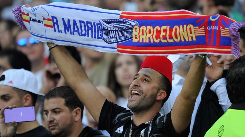 """برشلونة وريال مدريد بـ""""كلاسيكو العالم"""": صراع الهدافين والفنانين والمقاتلين وحماة العرين"""