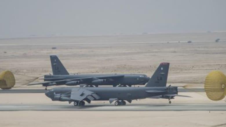 """بالصور.. تعرّف على قدرات أيقونة الحرب الباردة: قاذفات """"B 52"""" الأمريكية التي وصلت قطر لقتال """"داعش"""""""